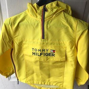 70c232d7 Tommy Hilfiger Jackets & Coats - tommy hilfiger windbreaker. size 7 boys